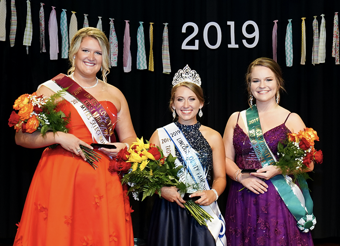 2020 FAIR QUEEN APPLICATIONS NOW AVAILABLE